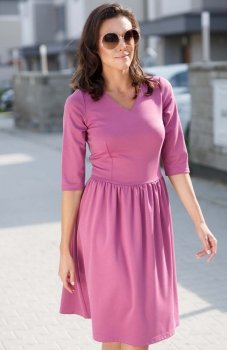 Lapasi L039 sukienka różowa