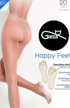 Gatta Happy Feet rajstopy