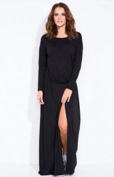 FIMFI I135 sukienka czarna