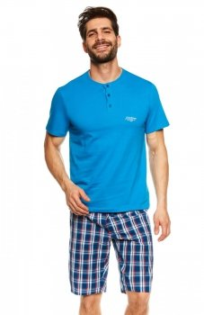 Henderson Urge 36830-55X piżama męska niebieska