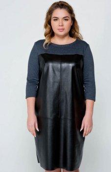Cover TR1904_1 sukienka czarna