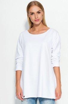 Makadamia M333 bluzka biała