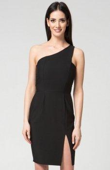 Mosali M035 sukienka czarna