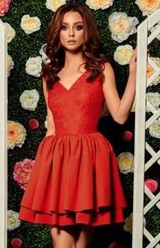 Lemoniade L260 sukienka czerwona