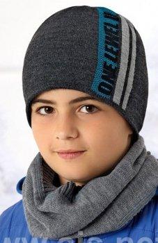 AJS 36-447 czapka dla chłopca