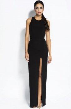 *Dursi Giselle sukienka czarna
