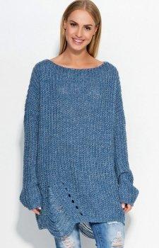 Makadamia S41 sweter jeans