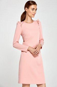 Nife S89 sukienka różowa