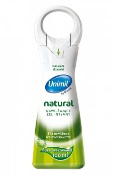 Unimil żel intymny natural 100ml