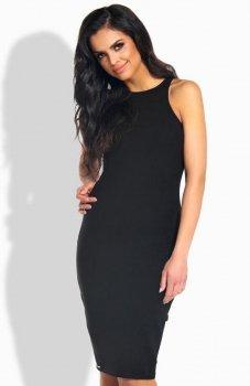 *Lemoniade L185 sukienka czarny