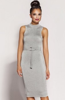 Dursi Bibi sukienka szara