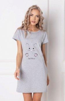 Aruelle Catwoman koszulka szara