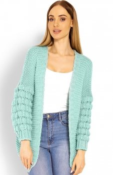 PeekaBoo 60003 sweter miętowy