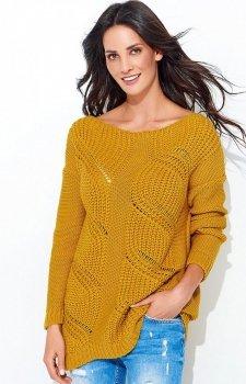 Numinou S40 sweter musztardowy