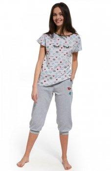 Cornette F&Y 199/27 Lashes piżama