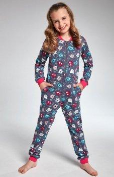 Cornette Kids Girl 105/104 Owl piżama