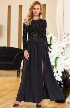 Roco 0177 sukienka czarna