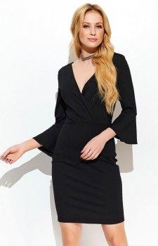 Makadamia M422 sukienka czarna