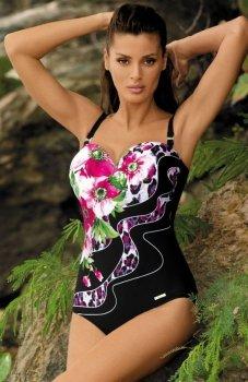 Marko Danielle Nero M-380 kostium kąpielowy