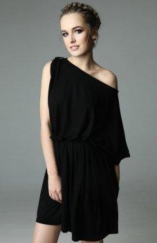 Madnezz Dirty Valerie sukienka czarna