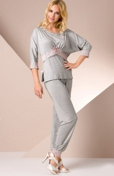 Passion PY009 piżama damska
