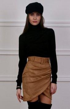 Roco 0020 spódnica karmelowa ciemna