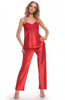 Donna Venus piżama czerwona