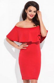 *Cocoviu Spain sukienka czerwona