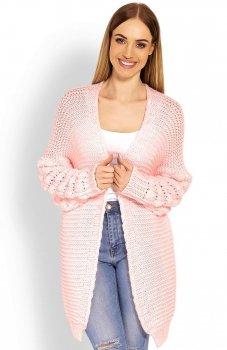 PeekaBoo 60003 sweter jasny róż