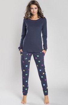 Italian Fashion Ami dł.r. dł.sp piżama