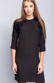 Cover ММ1093 sukienka czarna