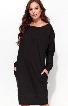 *Folly F31 sukienka czarna