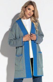 Fobya F570 sweter niebieski