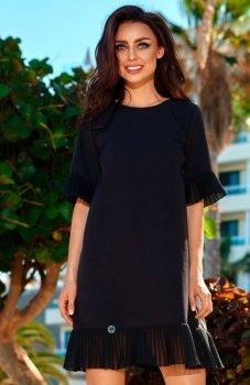 Lemoniade L243 sukienka czarna