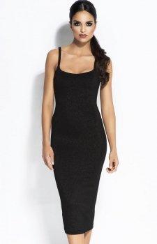 Dursi Charme sukienka czarna