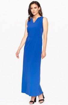 Lapasi L015 sukienka chabrowa