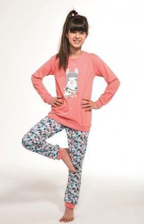 Cornette Kids Girl 353/115 Llama dł/r 86-128 piżama dziewczęca