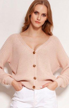 Lekki zapinany sweterek Lanti SWE142