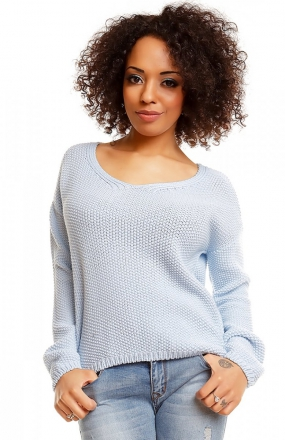 PeekaBoo 30047 sweter błękitny