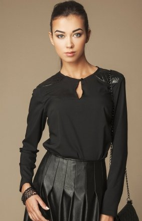 *Ambigante 016 koszula czarna