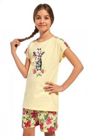 Piżama Cornette Kids Girl 245/65 Aloha kr/r 86-128
