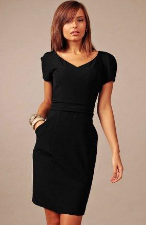 *Vera Fashion Michelle sukienka czarna