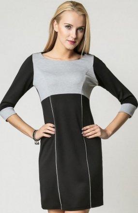 Vera Fashion Jeanette sukienka szara