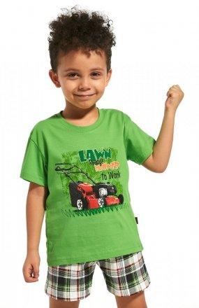 Piżama Cornette Kids Boy 789/67 Lawn Mower kr/r 86-128