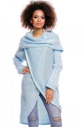 PeekaBoo 30051 sweter błękitny