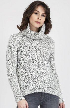 MKMSwetry Sweter Nicola SWE 103 Ecru