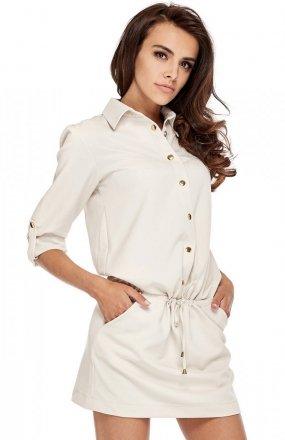 Ooh la la Calpe sukienka biała