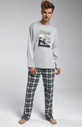 Piżama Cornette F&Y Boy 553/32 Brooklyn dł/r 164-188