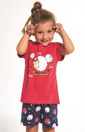 Cornette Kids Girl 787/72 Sleep piżama