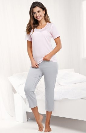 Luna 482 MAXI PLUS piżama damska